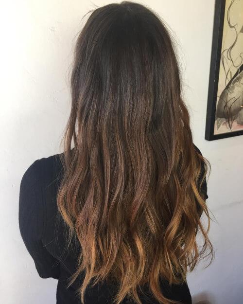 balyaj saç