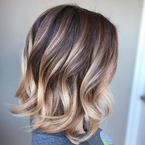 Doğal çizgili saç modeli nasıldır