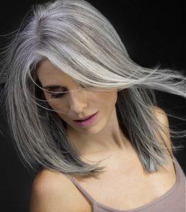 Doğal Formlu Sarı Saç