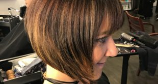 modern bob saç modeli endir