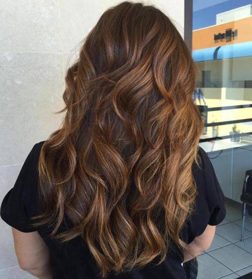 Uzun ve seksi kadın saçı modeli nasıldır