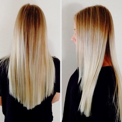Saç Modeli Örneği