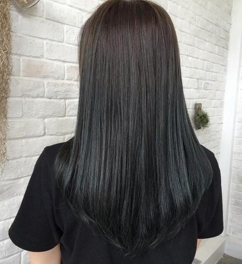 V Kesim Saç Modeli