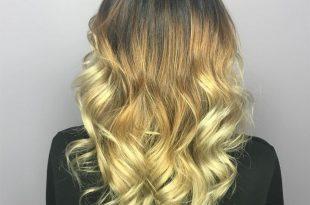 Karanlık Ombre Saç