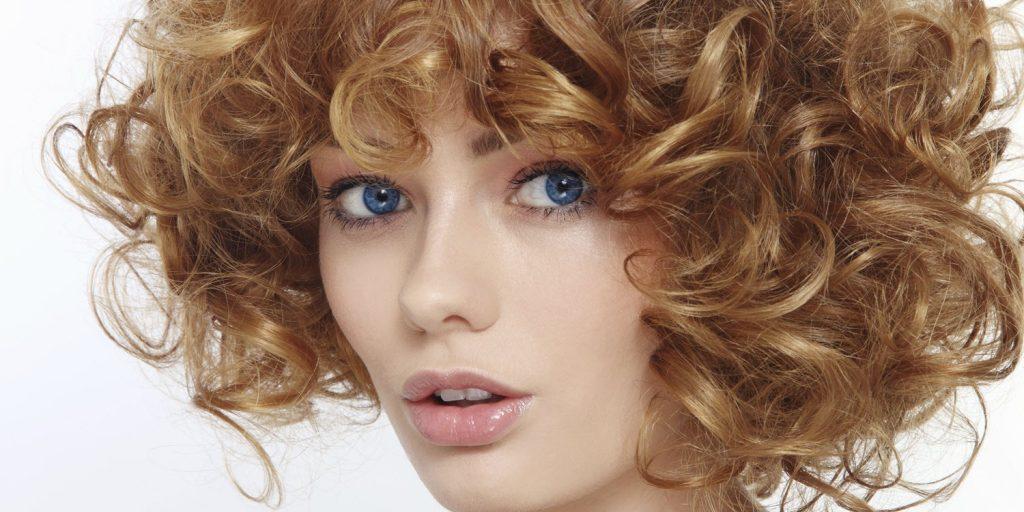 Kıvırcık Saç Modeli
