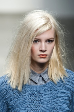 Küt Kesim Saç Modeli