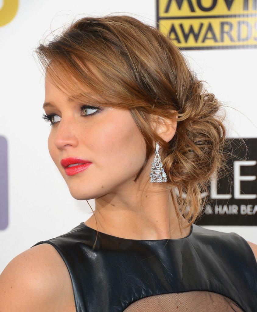 Jennifer Lawrence Saç Modeli