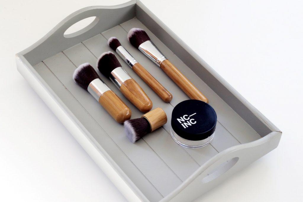 Makyaj Fırçalarının Temizliği