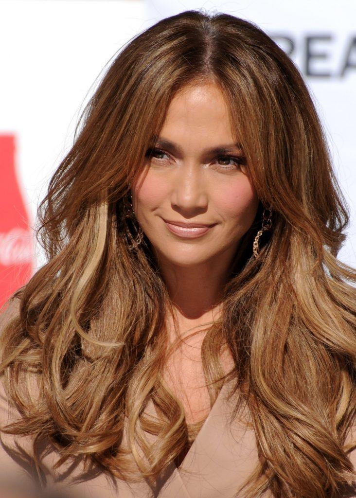 Jennifer Lopez Saç Modeli