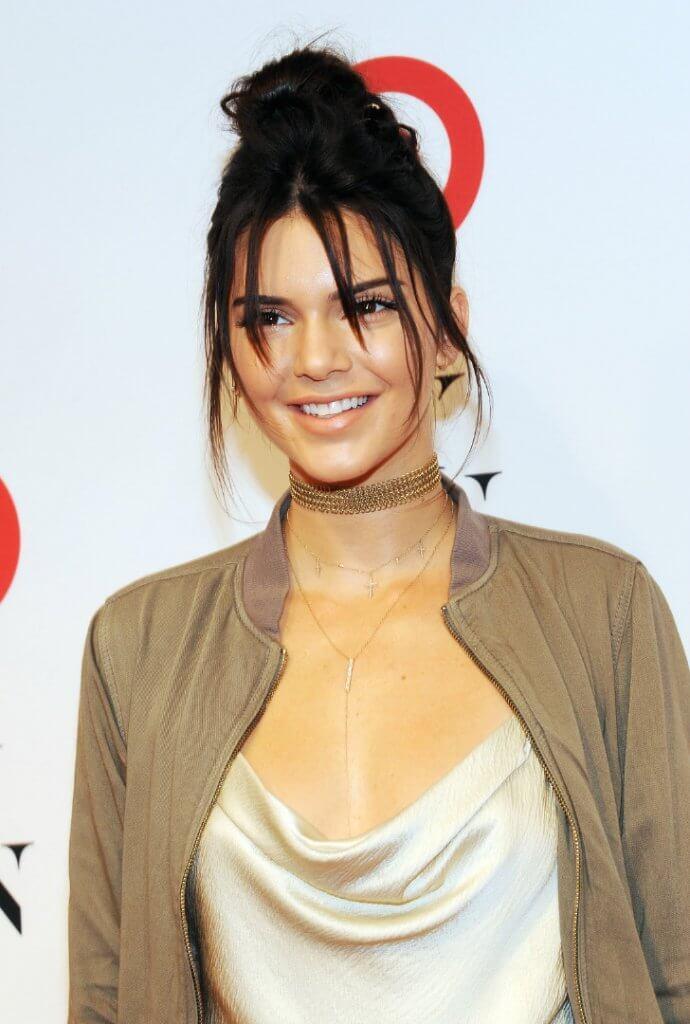 Kendall Jenner Topuzu
