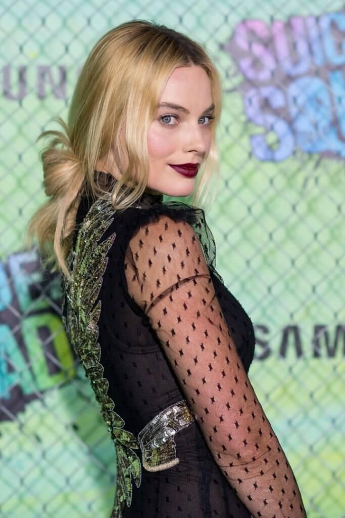 Margot Robbie Topuz Modeli