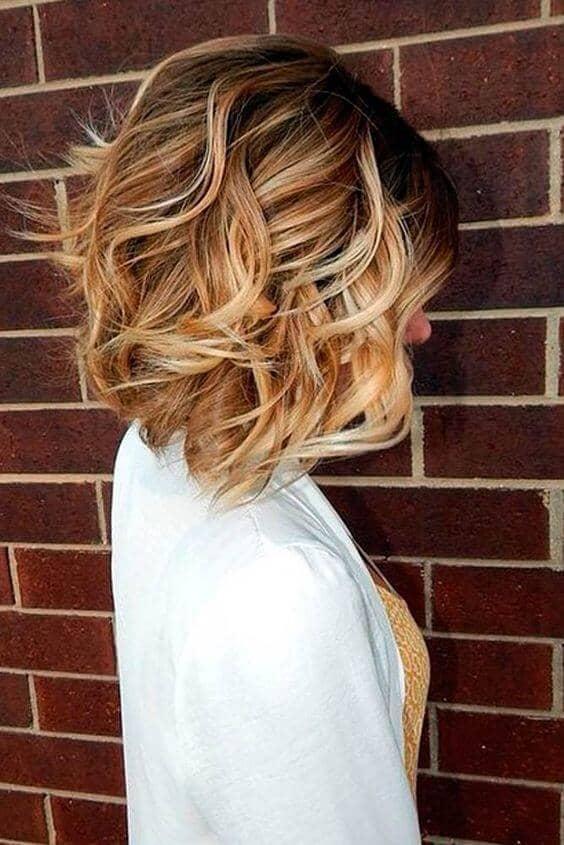 Lob Kesim Sarı Saç Modeli Nedir