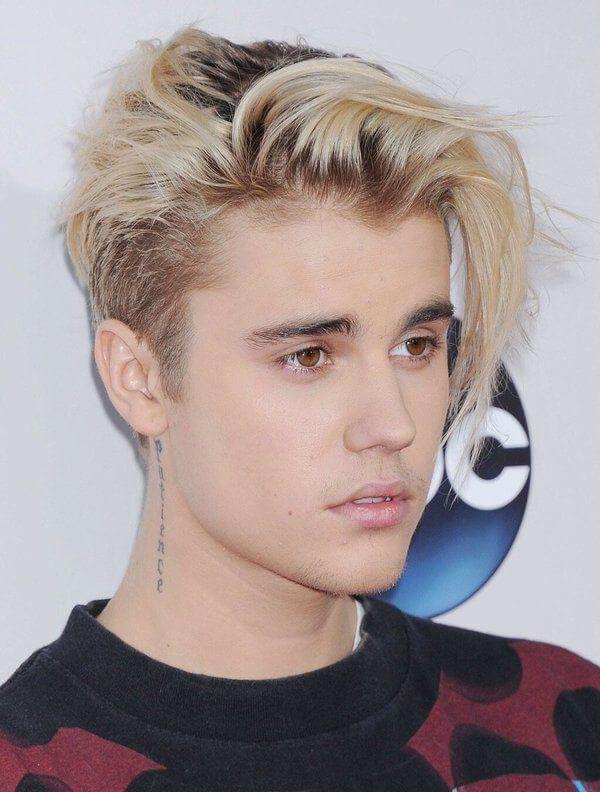 Justin Bieber Saç Modeli