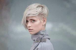 Asimetrik Pixie Kesim Saç Modeli Nedir