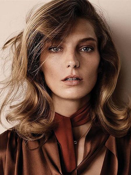 Düz Saçlar İçin Katmanlı Saç Modelleri Nelerdir