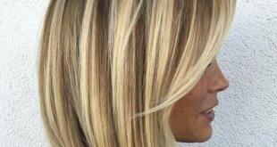 Uzun Kahkül ile Desteklenmiş Bob Saç Modeli Nedir