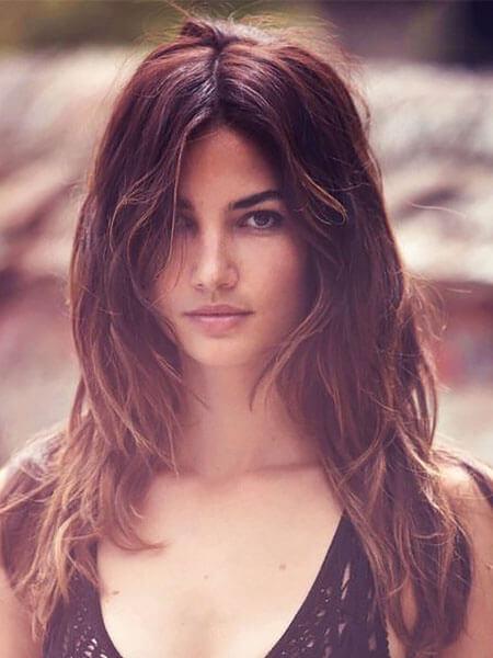 Salaş Görünümlü Katmanlı Saç Modeli Nedir