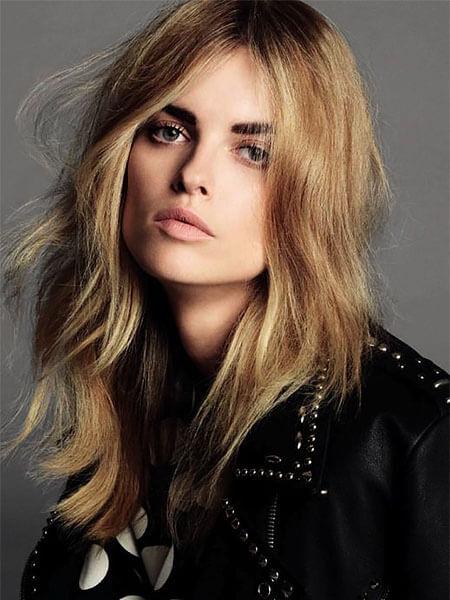 Uzun Katmanlı Saç Modelleri Nelerdir