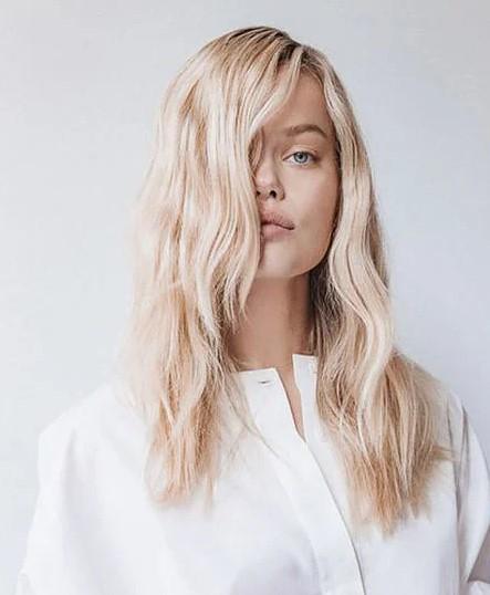 Dalgalı Katlı Saç Modelleri Nelerdir