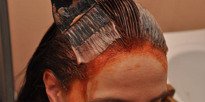 Yüzdeki Saç Boyasını Ne Çıkarabilir