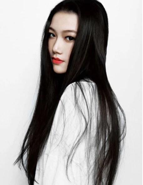Asyalı Doğal Siyahlar