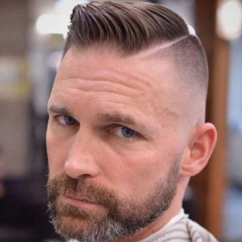 Kısa Tarak Saç Modelleri