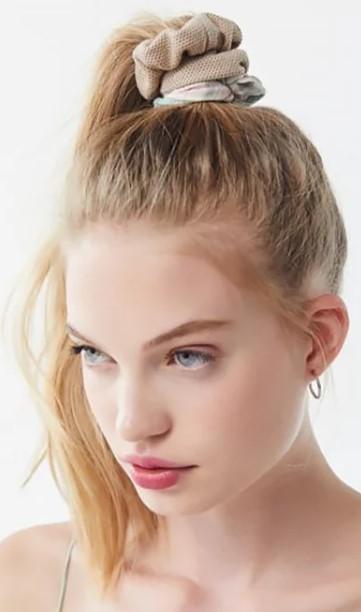 Toka At Kuyruğu Saç Modelleri