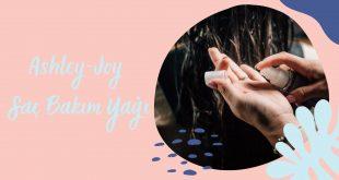 Ashley Joy Saç Bakım Yağı