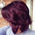 Mürdüm Saç Rengi