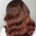 sombre kırmızı