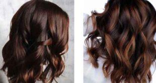 Kumral Saç Modeli